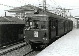 阪神尼崎駅 昭和34年