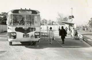 多門団地センター 6617いすずBA30.1967年式