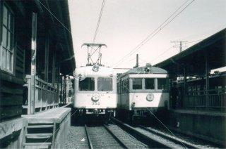 神戸電鉄 昭和40 1965