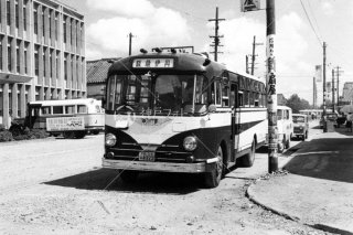 伊丹市営バス 伊丹市役所前 1950年代