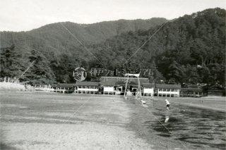 宮島 昭和30年頃