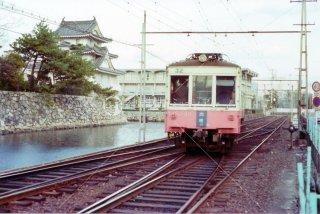 琴平電鉄 高松駅 志度行 昭和53 1978