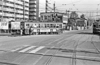 西鉄 千鳥橋 福岡市内線 1975年11月