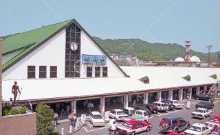 長崎本線 長崎駅 旧駅舎 平成5 1993