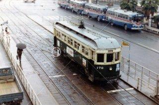 長崎電気軌道 昭和43 1968