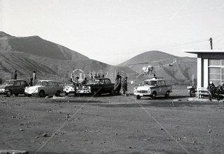 阿蘇 観光ヘリコプター 昭和39 1964