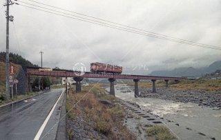 宮原線廃止 恵良 町田 昭和59 1984