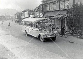 鹿児島市営バス 昭和36年