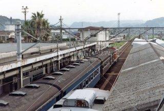日豊本線 隼人駅 昭和56 1981