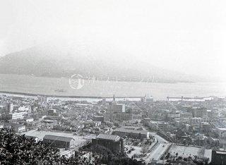 桜島 昭和39 1964