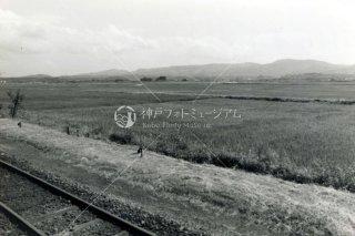 山野線 右景 鹿児島 昭和56 1981