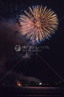 淡路市夏まつりサマーフェスタ花火大会 夢舞台 平成30年7月22日