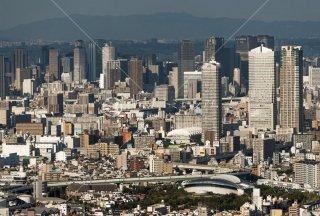 咲洲COSMO TOWER 大阪遠望