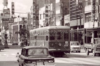 神戸市電 中央通り