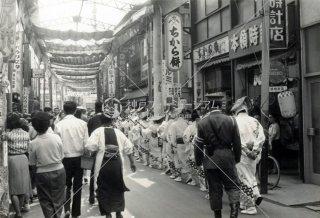 垂水本通り西望 三味線 商業まつり 神戸市商店街連合会