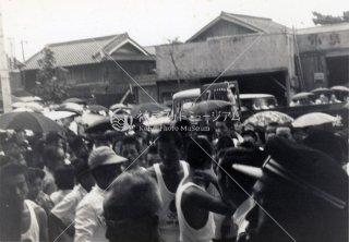 東京オリンピック 聖火リレー 国道2号 昭和39 1964