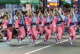 うずき連 両国本町演舞場 令和元年