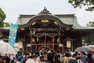 海神社 御殿 夏祭り 令和元年