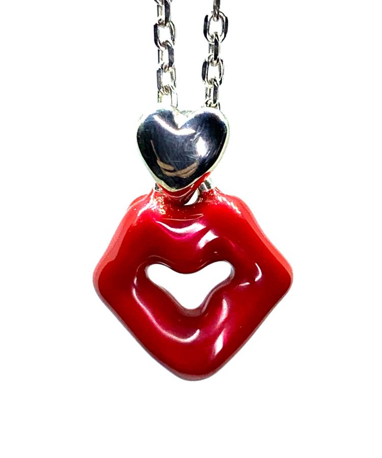 Lips & Tips(リップス&ティップス) ROUGE HEART LIP CHARM