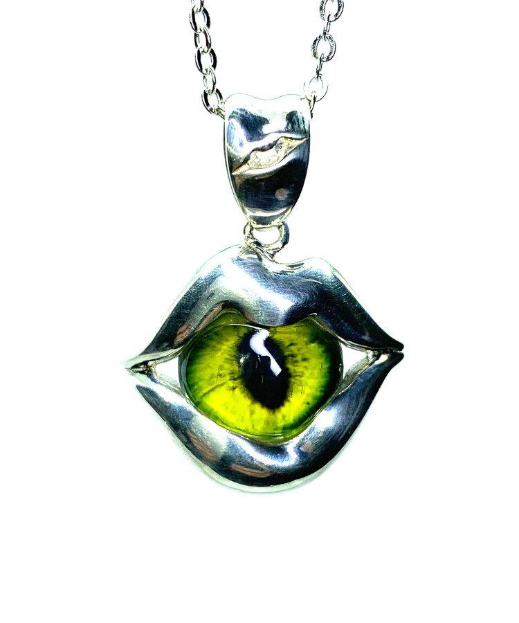 Lips & Tips VS(リップス&ティップス) 3rd Lip eye pendant