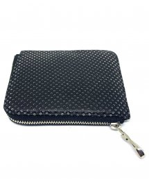 Bennu(ベンヌ)Heavy weight Cow Punching Card key Case / Silver