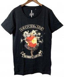 HYDE × SWITCHBLADE (スイッチブレード) ツアーTシャツ