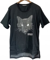 BLACK HONEY CHILI COOKIE(ブラックハニーチリクッキー)Kittyface Tee 【Black】