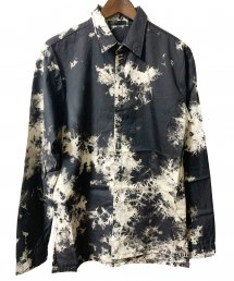 KMRii(ケムリ)Tie Dye Slim Shirt