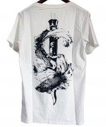 SWITCHBLADE (スイッチブレード) RUMBLE FISH TEE 【WHITE】