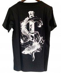 SWITCHBLADE (スイッチブレード) RUMBLE FISH TEE 【BLACK】