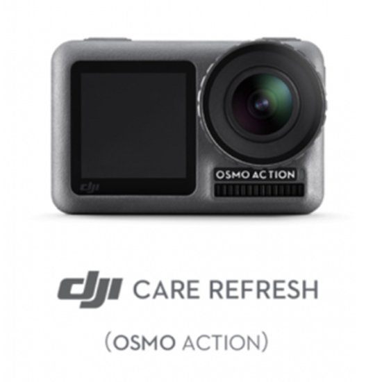 DJI Care Refresh カード(Osmo Action)