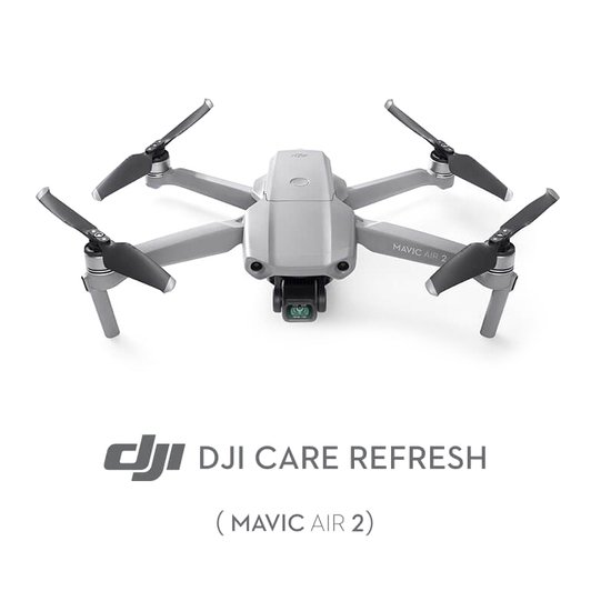 DJI Care Refresh カード(Mavic Air2)