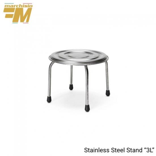 マルキジオ ステンレス スチールスタンド 3L用 (本体別売)marchisio Stainless Steel Stand