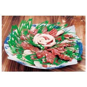 馬刺し 馬肉 熊本 馬刺し桜皿盛 白水セット 500g