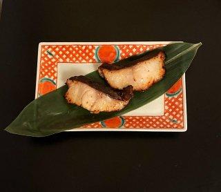 芳醇な銀鱈西京焼き