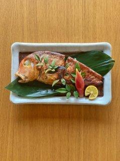 甘鯛(ぐじ)の西京焼き