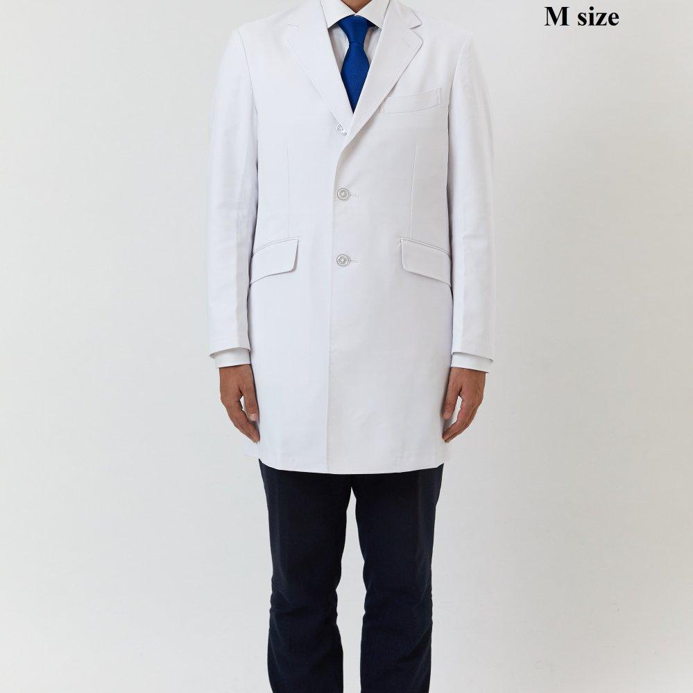 【着用例】 メンズドクターコートクラッシック