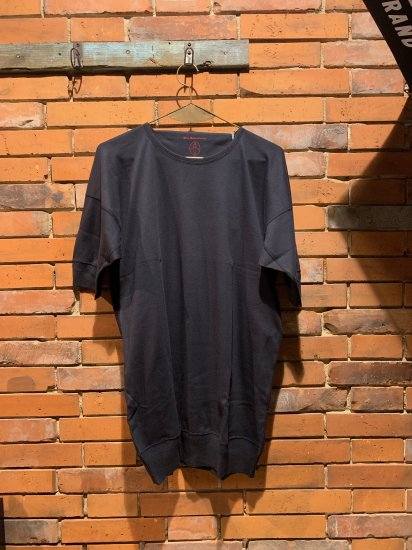 OLDE HOMESTEADER/CREW NECK SHORT SLEEVE(WORKER'S BLACK)