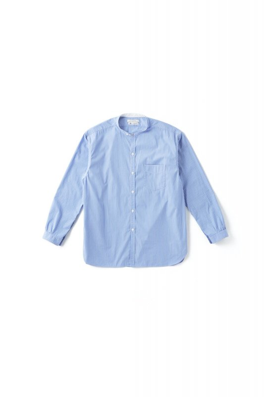 <img class='new_mark_img1' src='https://img.shop-pro.jp/img/new/icons1.gif' style='border:none;display:inline;margin:0px;padding:0px;width:auto;' />OLD JOE/STUD BUTTON BAND COLLAR SHIRTS