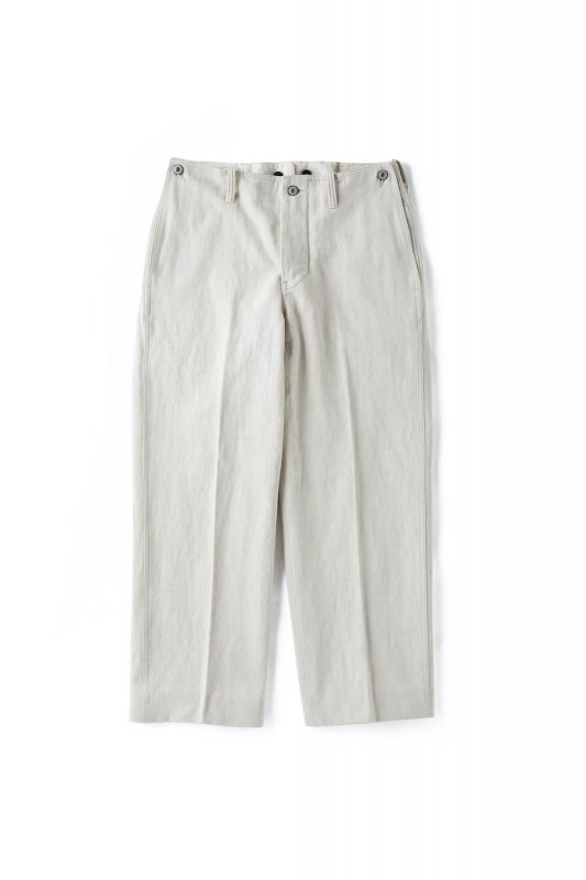 <img class='new_mark_img1' src='https://img.shop-pro.jp/img/new/icons1.gif' style='border:none;display:inline;margin:0px;padding:0px;width:auto;' />OLD JOE/BUCKLE BACK SAILOR TROUSER -