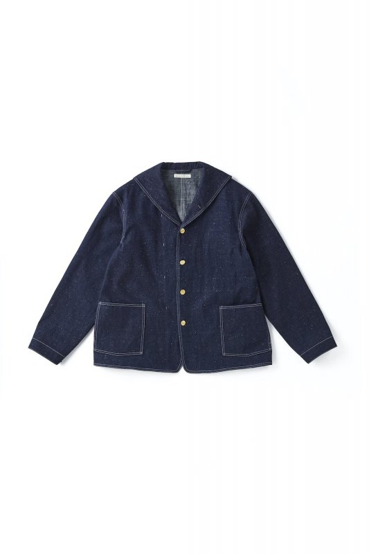 <img class='new_mark_img1' src='https://img.shop-pro.jp/img/new/icons1.gif' style='border:none;display:inline;margin:0px;padding:0px;width:auto;' />OLD JOE/SAILOR COLLAR CHORE JACKET -