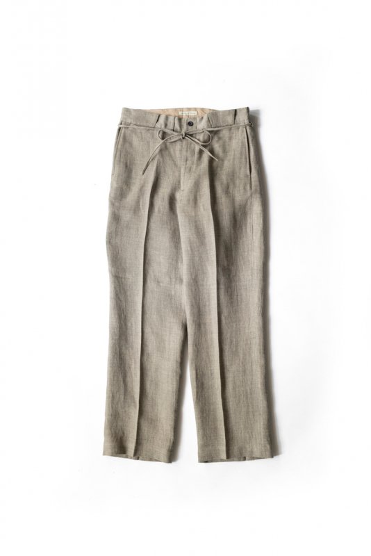 <img class='new_mark_img1' src='https://img.shop-pro.jp/img/new/icons1.gif' style='border:none;display:inline;margin:0px;padding:0px;width:auto;' />OLD JOE/STRING WAIST WORK TROUSERS