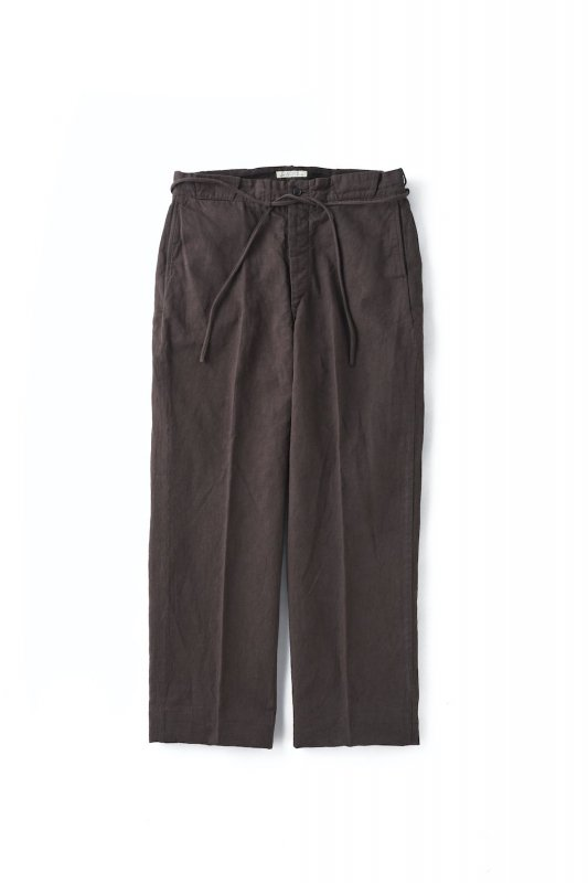 <img class='new_mark_img1' src='https://img.shop-pro.jp/img/new/icons1.gif' style='border:none;display:inline;margin:0px;padding:0px;width:auto;' />OLD JOE/STRING WAIST WORK TROUSER