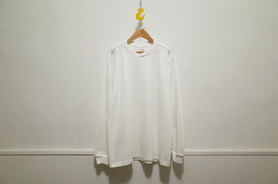 WASEW/CREW NECK L/S PACK TEE
