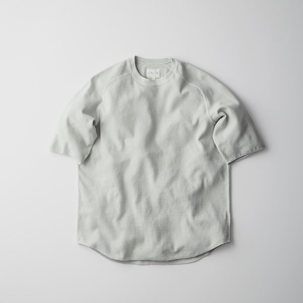 CURLY/CLOUDY H/S TEE