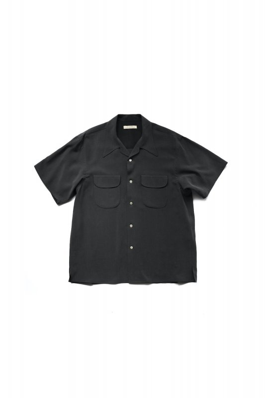 <img class='new_mark_img1' src='https://img.shop-pro.jp/img/new/icons1.gif' style='border:none;display:inline;margin:0px;padding:0px;width:auto;' />OLD JOE/SWALLOW COLLAR NASSOU SHIRTS S/S