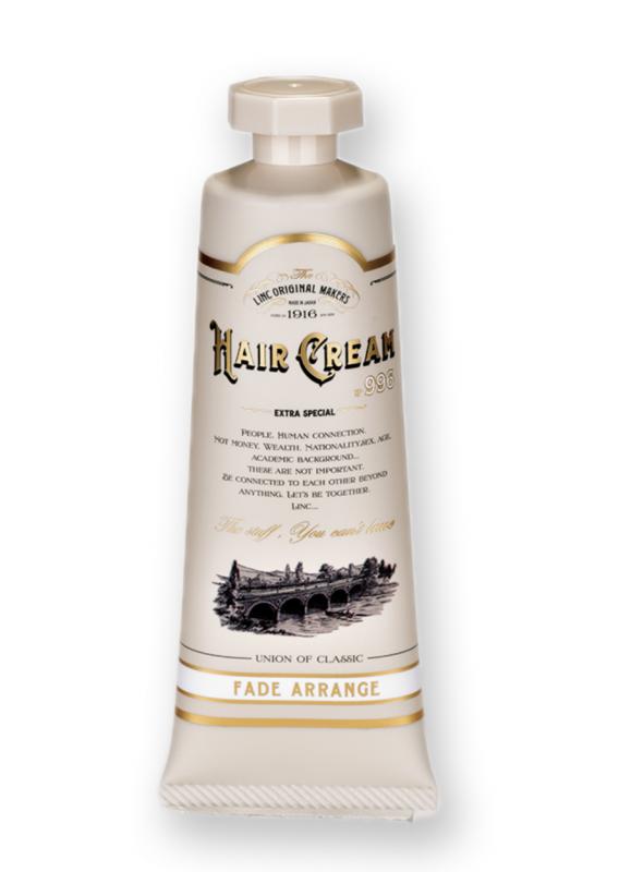 LINC ORIGINAL MAKERS/Hair Cream Fade Arrange 996