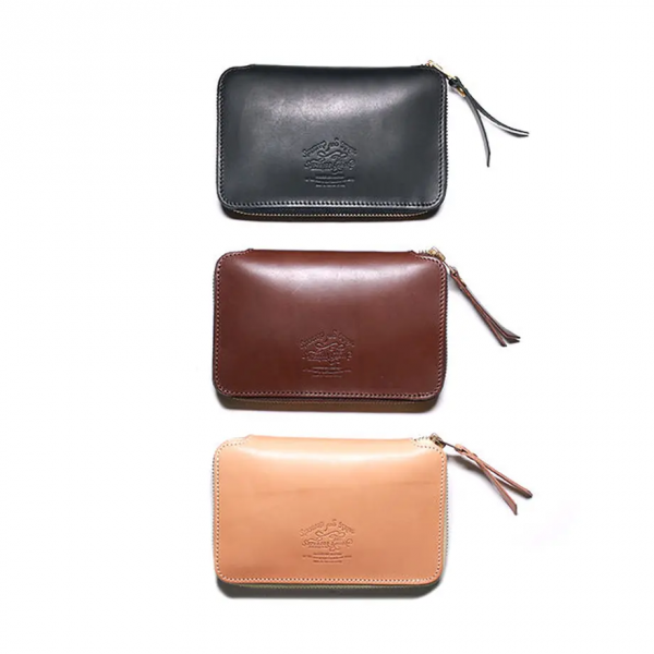 THE SUPERIOR LABOR/zip middle wallet