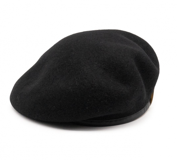 <img class='new_mark_img1' src='https://img.shop-pro.jp/img/new/icons1.gif' style='border:none;display:inline;margin:0px;padding:0px;width:auto;' />THE H.W DOG&CO/LEATHER BERET 62