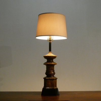 <img class='new_mark_img1' src='https://img.shop-pro.jp/img/new/icons50.gif' style='border:none;display:inline;margin:0px;padding:0px;width:auto;' />Vintage Table Lamp / California Potterly Vase
